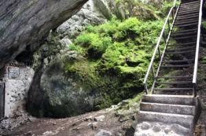 Экскурсия в Бородинскую пещеру